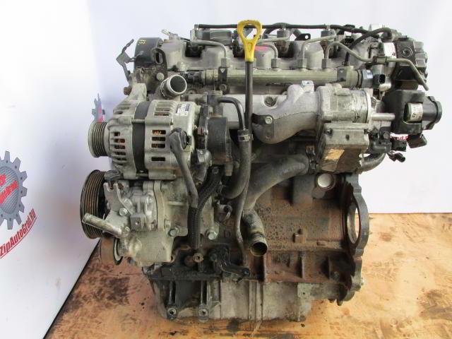 Двигатель Hyundai Santa fe. Кузов: классик. D4EA. , 2.0л., 140л.с.  фото 3