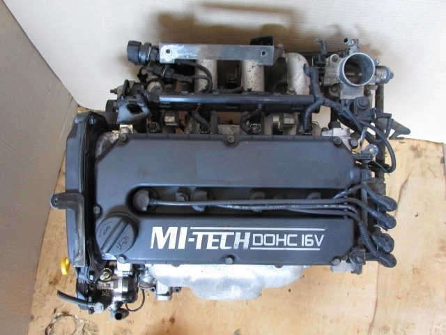 Двигатель Kia Sephia. S6D. , 1.6л., 99-105л.с.  фото 2