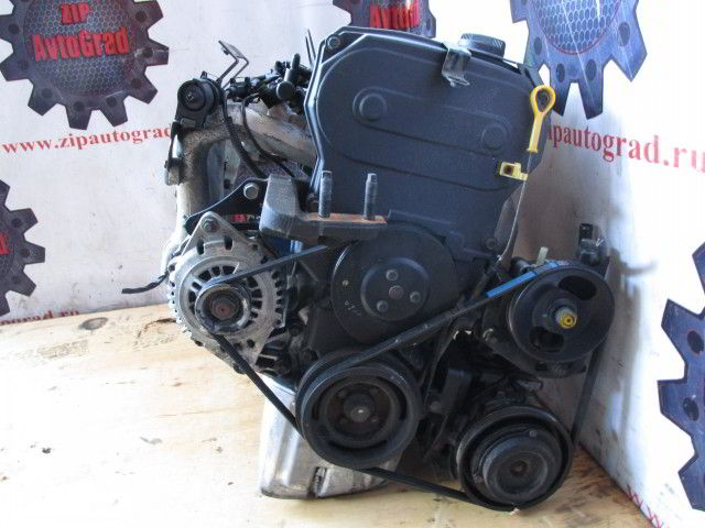 Двигатель Kia Sephia. S6D. , 1.6л., 99-105л.с.  фото 3