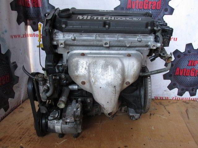 Двигатель Kia Sephia. S6D. , 1.6л., 99-105л.с.  фото 4