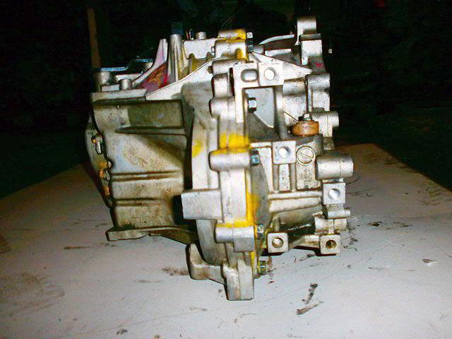 АКПП F4A42 Hyundai Tucson. D4EA. , 2.0л., 112л.с.  фото 2