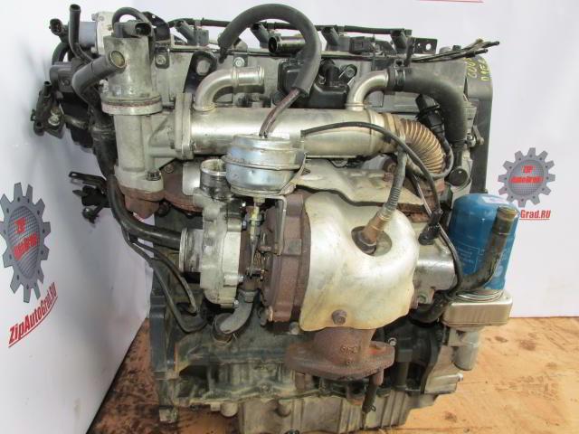 Двигатель Kia Sportage. Кузов: 2. D4EA. , 2.0л., 140л.с.