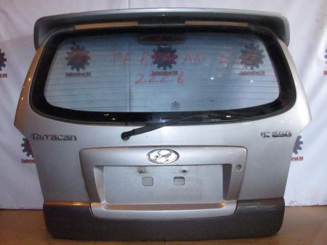 Дверь задняя Hyundai Terracan.