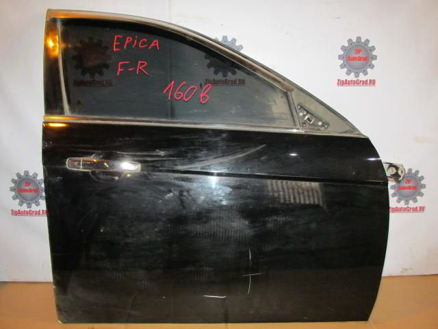 Передняя правая дверь Chevrolet Epica.