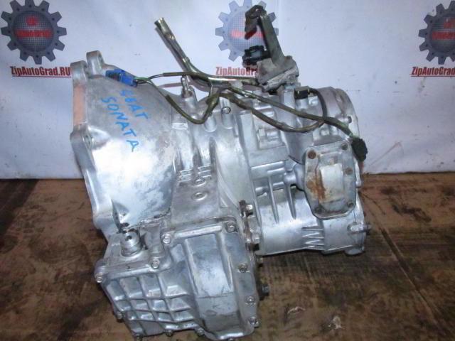 АКПП F4A33 Sonata. Кузов: 3. G6AT. , 3.0л., 141л.с.  фото 4