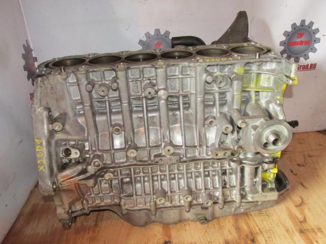 Блок двс Chevrolet Epica. X20D1. , 2.0л. фото 2