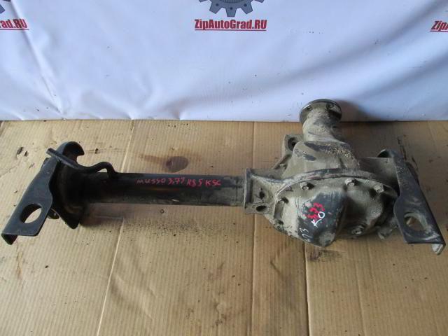Передний редуктор 3.73 Ssangyong Musso.