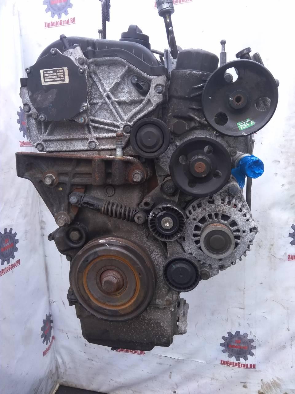 Двигатель Ssangyong Actyon. Кузов: NEW. D20DTF. , 2.0л., 175л.с.