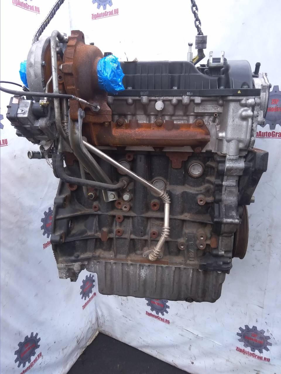 Двигатель Ssangyong Actyon. Кузов: NEW. D20DTF. , 2.0л., 175л.с.  фото 2