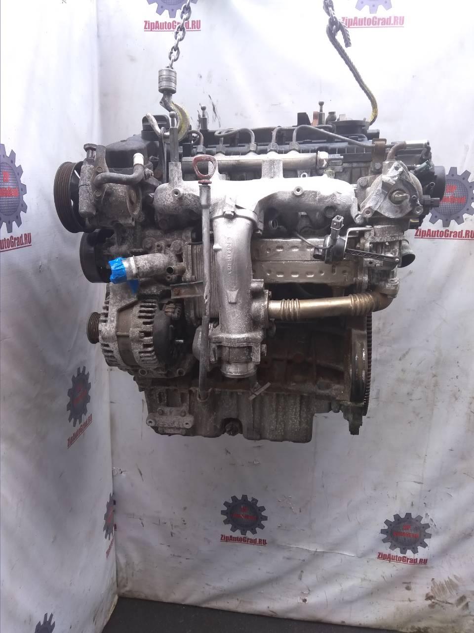Двигатель Ssangyong Actyon. Кузов: NEW. D20DTF. , 2.0л., 175л.с.  фото 3