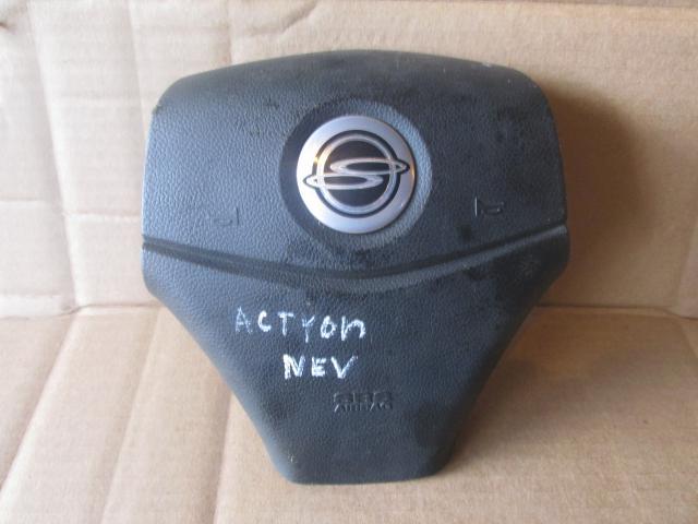 Airbag на руль Ssangyong Actyon. Кузов: NEW.