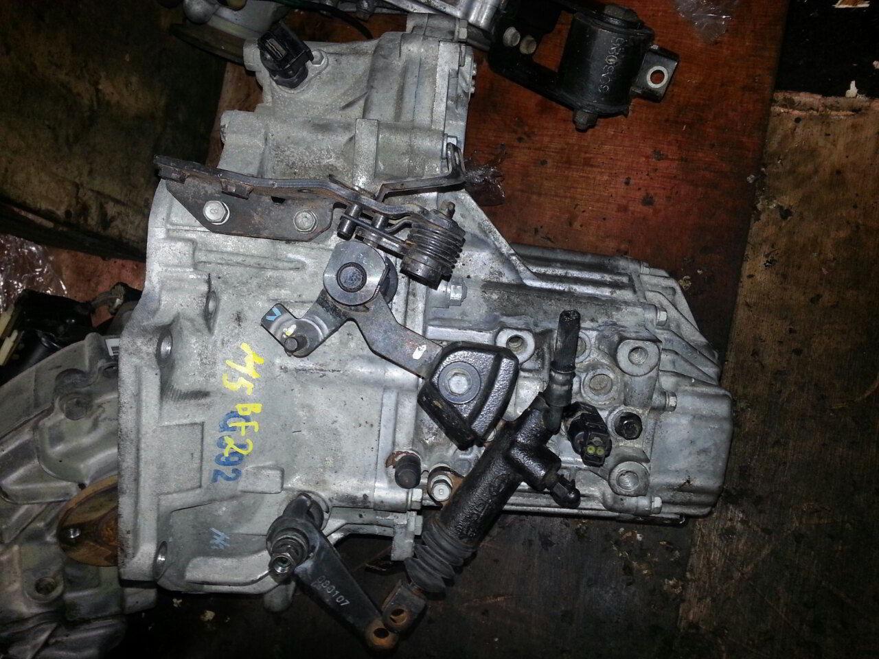 МКПП M5BF2 Elantra. Кузов: XD. G4GC. , 2.0л., 143л.с.