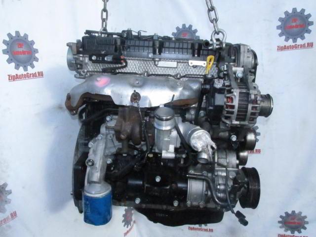 Двигатель Hyundai Porter. Кузов: 2. D4CB. , 2.5л., 133л.с.