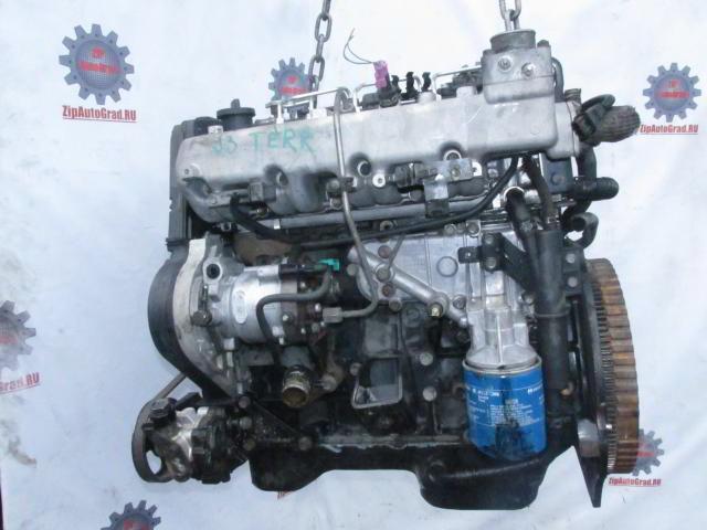 Двигатель Hyundai Terracan. J3. , 2.9л., 165л.с.  фото 2
