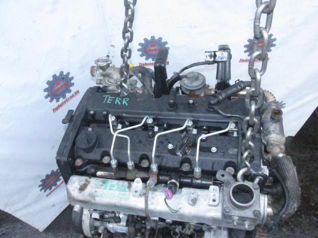 Двигатель Hyundai Terracan. J3. , 2.9л., 165л.с.  фото 3