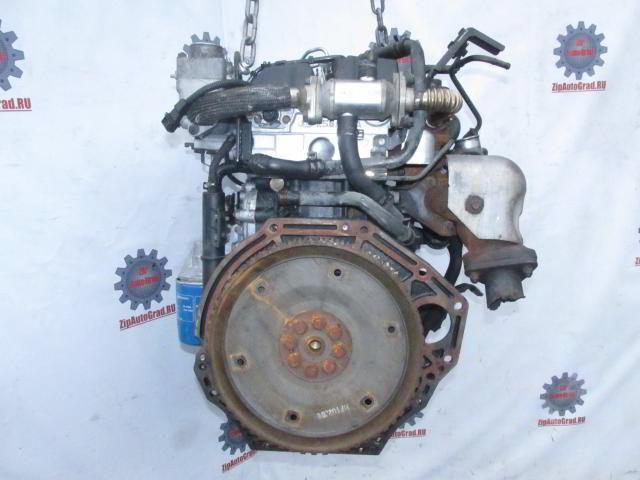 Двигатель Hyundai Terracan. J3. , 2.9л., 165л.с.  фото 4