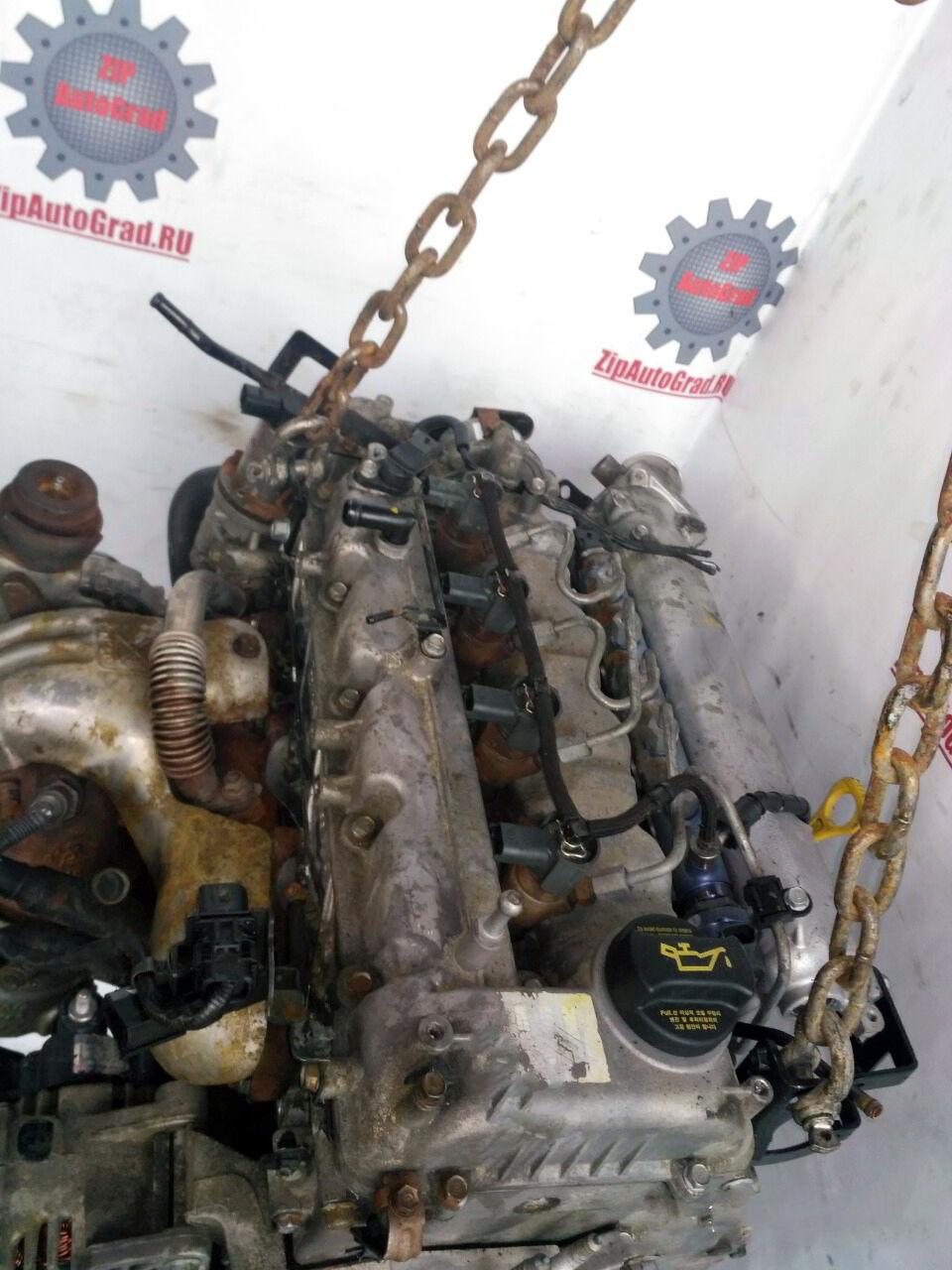 Двигатель Kia Rio. Кузов: 3. D4FB. , 1.6л., 115л.с.  фото 2