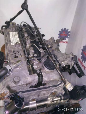 Двигатель Ssangyong Kyron. D27DT. , 2.7л. фото 3