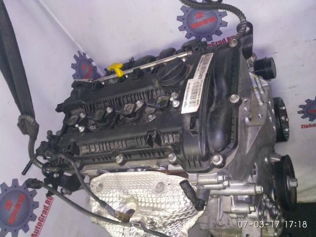 Двигатель Kia Sportage. Кузов: 3. G4NA. , 2.0л. фото 3