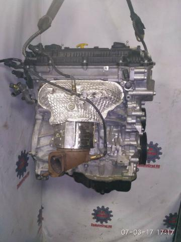 Двигатель Kia Sportage. Кузов: 3. G4NA. , 2.0л. фото 4