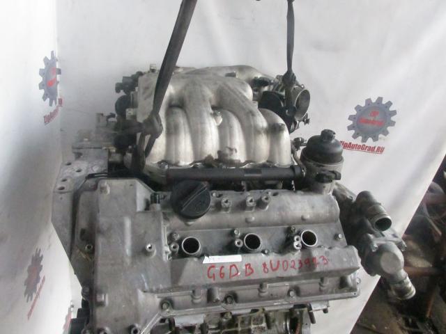 Двигатель Hyundai Grandeur. G6DB. , 3.3л., 233л.с.  фото 2