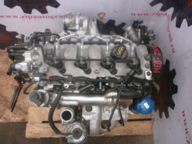 Двигатель Hyundai Santa fe. Кузов: 2. D4EB. , 2.2л., 150л.с.