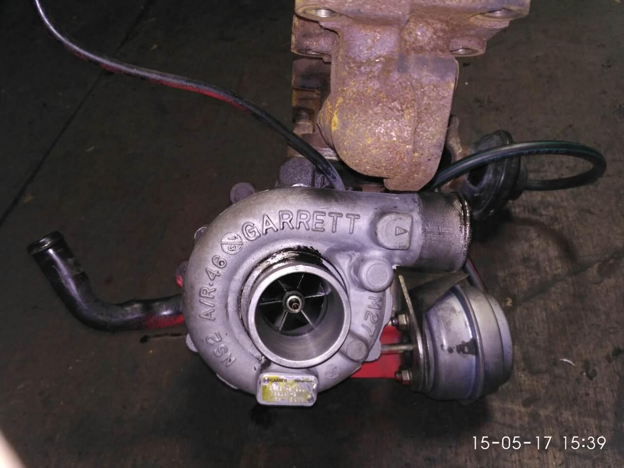 Турбина 28231-27000 Hyundai Santa fe. Кузов: классик. D4EA. , 2.0л.
