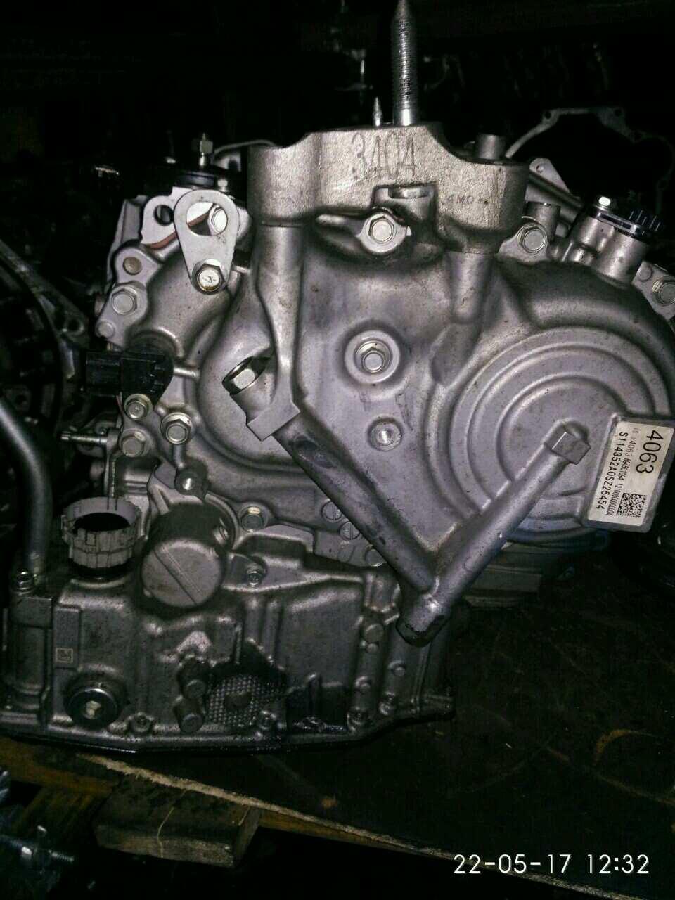 АКПП Spark. Кузов: M300. B10D2. , 1.0л. фото 3