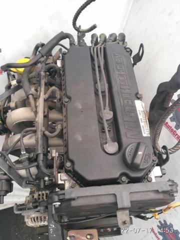 Двигатель Kia Spectra. S6D. , 1.6л., 105л.с.