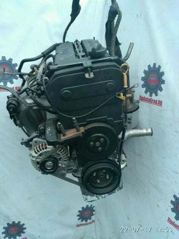 Двигатель Kia Spectra. S6D. , 1.6л., 105л.с.  фото 2