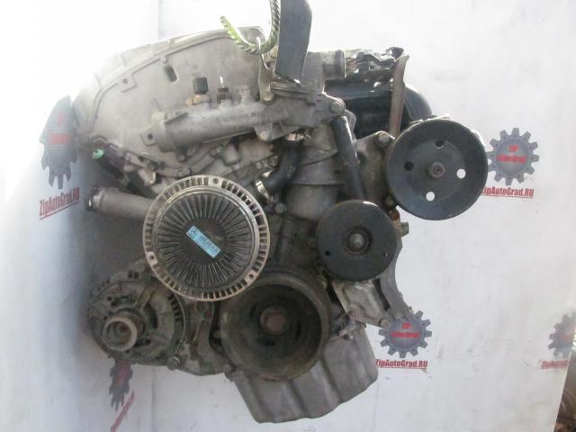 Двигатель Ssangyong Korando. OM161 . , 2.3л., 150л.с.  фото 4