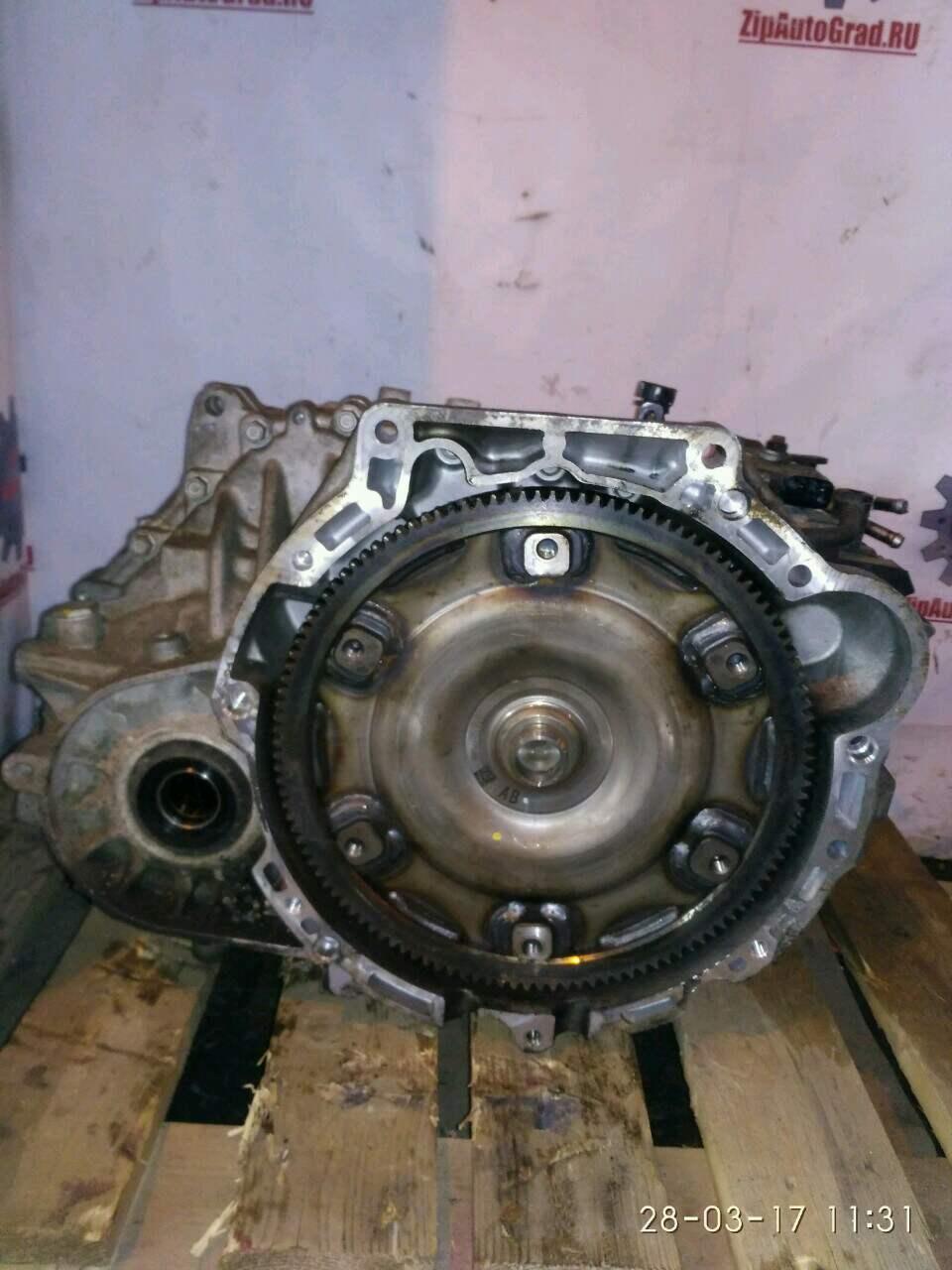 АКПП A6LF2 Kia Sportage. Кузов: 3. D4HA. , 2.0л., 136л.с.