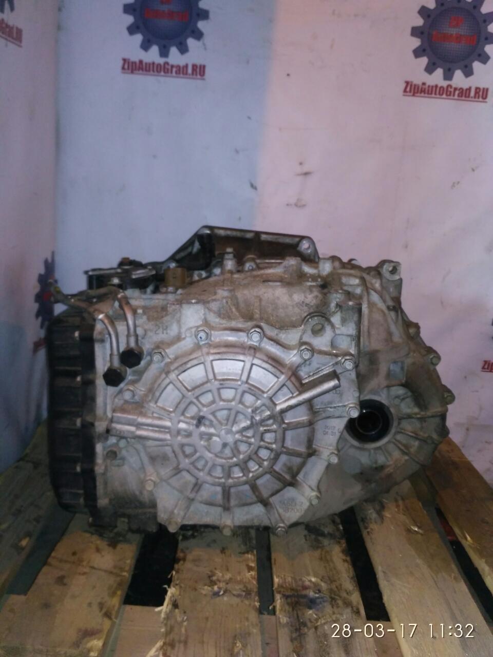 АКПП A6LF2 Kia Sportage. Кузов: 3. D4HA. , 2.0л., 136л.с.  фото 4
