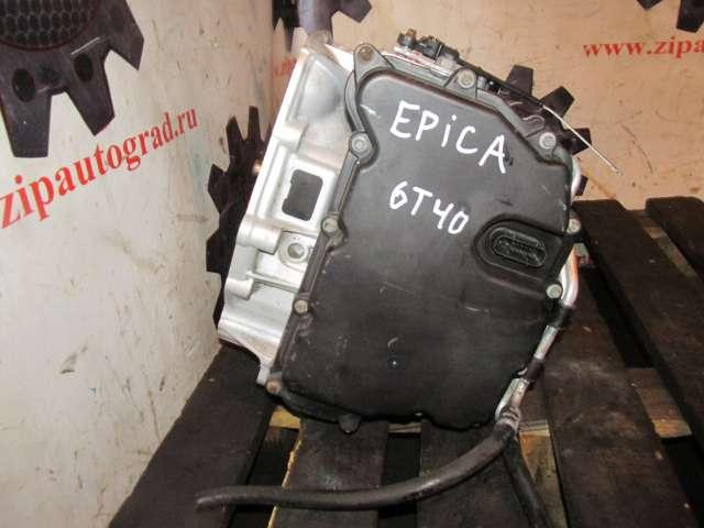 АКПП 6T40 Chevrolet Epica. X25D1. , 2.5л., 156л.с.  фото 4