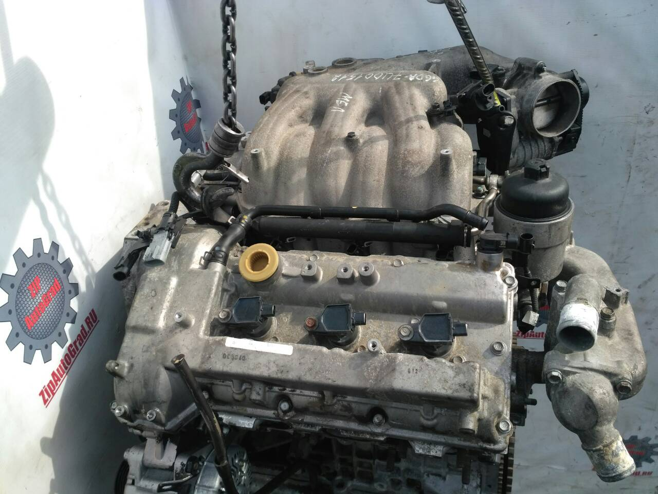 Двигатель Kia Sorento. G6DA. , 3.8л., 242л.с.  фото 2