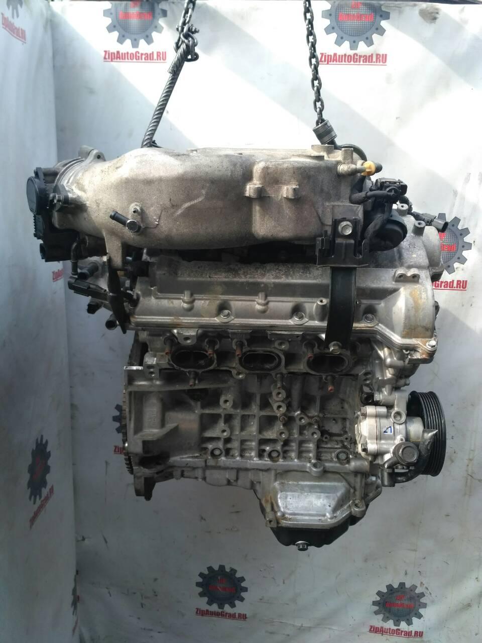 Двигатель Kia Sorento. G6DA. , 3.8л., 242л.с.  фото 3