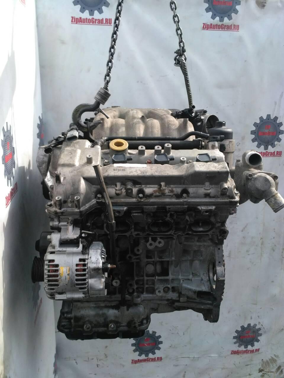 Двигатель Kia Sorento. G6DA. , 3.8л., 242л.с.  фото 4