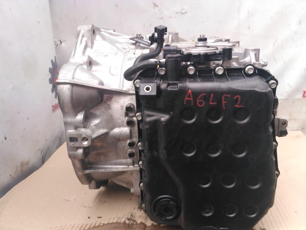 АКПП A6LF2 Kia Sportage. Кузов: 3. D4HA. , 2.0л. фото 3