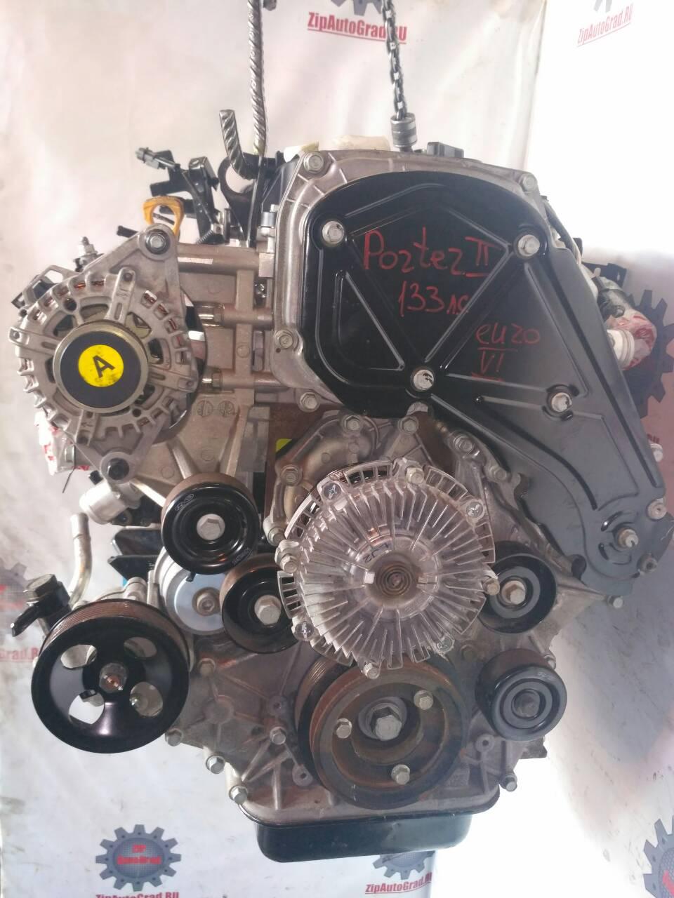 Двигатель Hyundai Porter. Кузов: 2. D4CB. , 2.5л.Дата выпуска: 2016.
