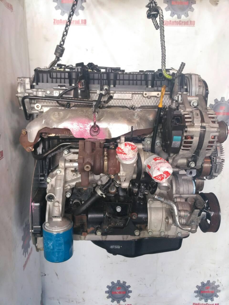 Двигатель Hyundai Porter. Кузов: 2. D4CB. , 2.5л.Дата выпуска: 2016.  фото 3