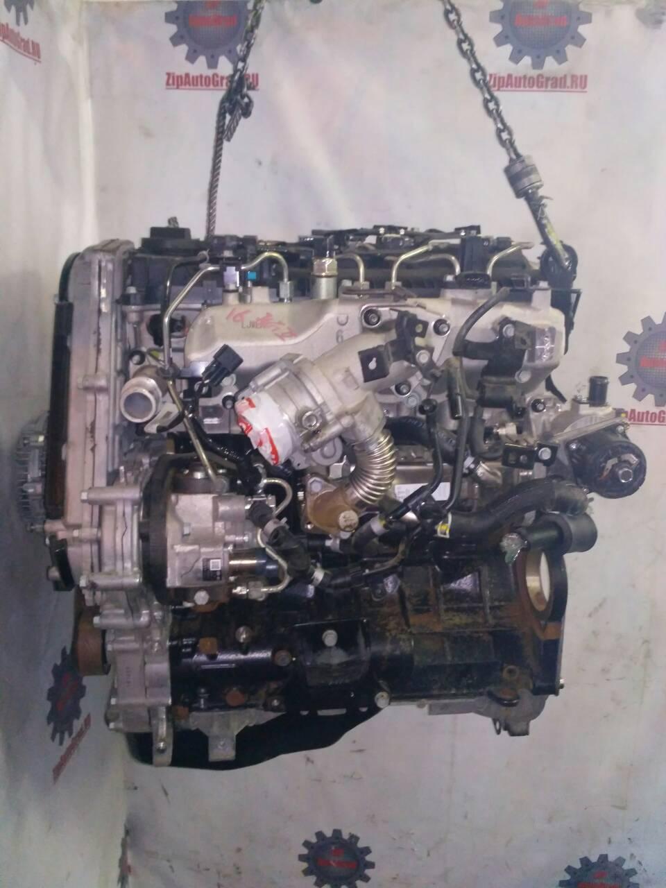 Двигатель Hyundai Porter. Кузов: 2. D4CB. , 2.5л.Дата выпуска: 2016.  фото 4
