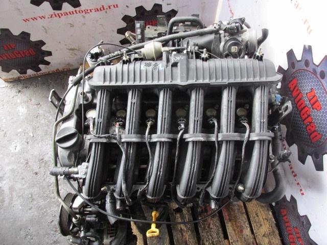 Двигатель Epica. LX20D1. , 2.0л., 143л.с.