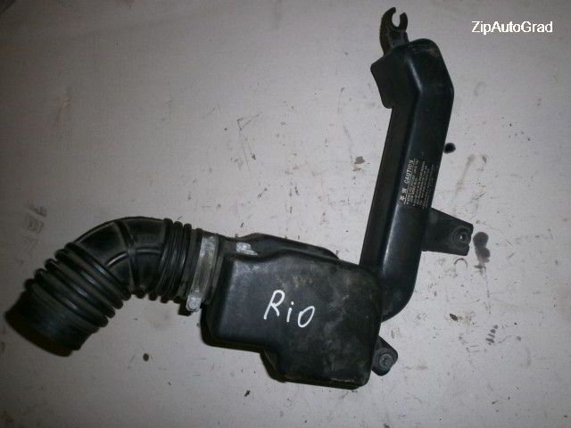 Воздуховод Kia Rio.