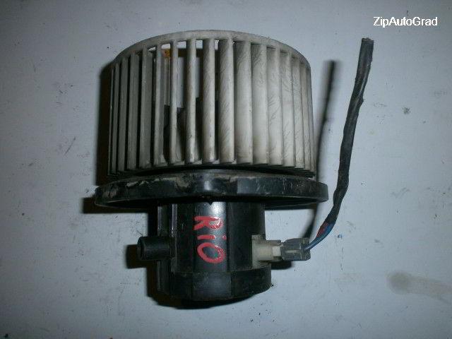 Мотор печки Ssangyong Actyon.