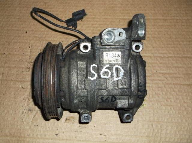 Компрессор кондиционера Spectra. S6D.