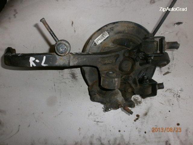 Задняя левая ступица Chevrolet Epica.  фото 2