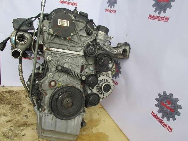 Двигатель Ssangyong Actyon. Кузов: NEW. D20DTR. , 2.0л., 175л.с.