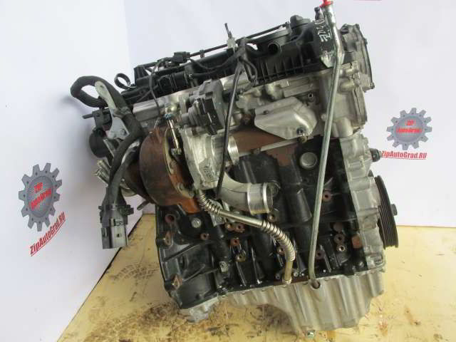 Двигатель Ssangyong Actyon. Кузов: NEW. D20DTR. , 2.0л., 175л.с.  фото 2