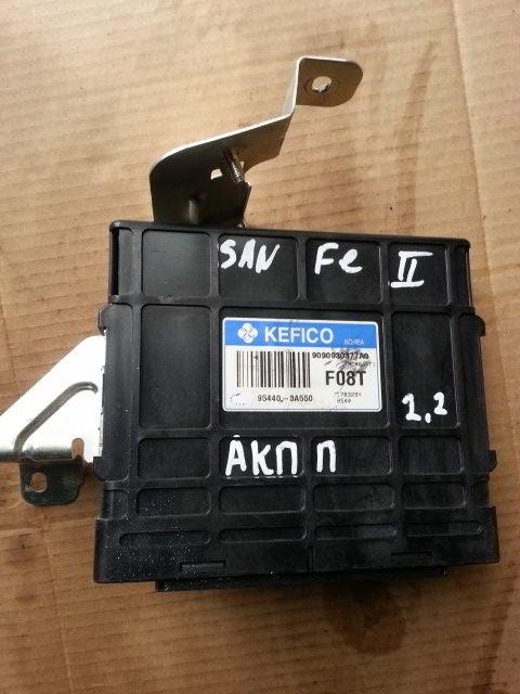 блок управления автоматом