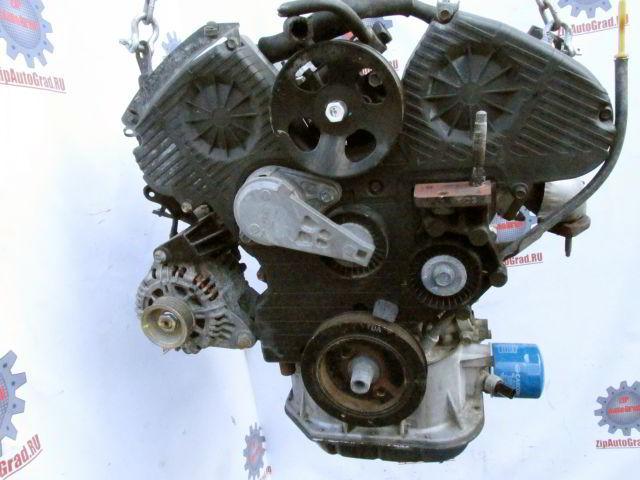Двигатель Hyundai Santa fe. Кузов: классик. G6BA. , 2.7л., 168-178л.с.